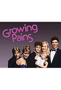 """Growing Pains"" The Home Show kapak"