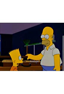 """The Simpsons"" Homer at the Bat kapak"