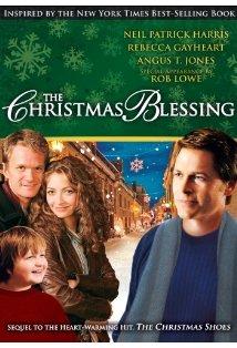 The Christmas Blessing kapak