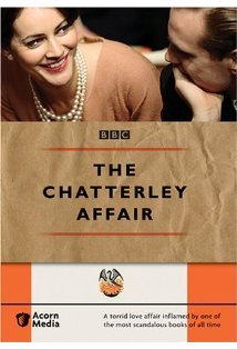The Chatterley Affair kapak