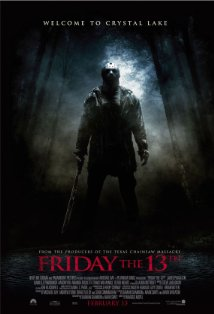 Friday the 13th kapak
