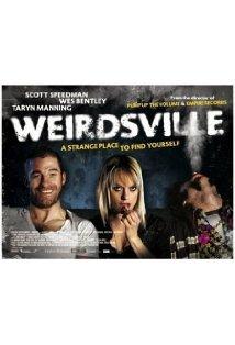 Weirdsville kapak