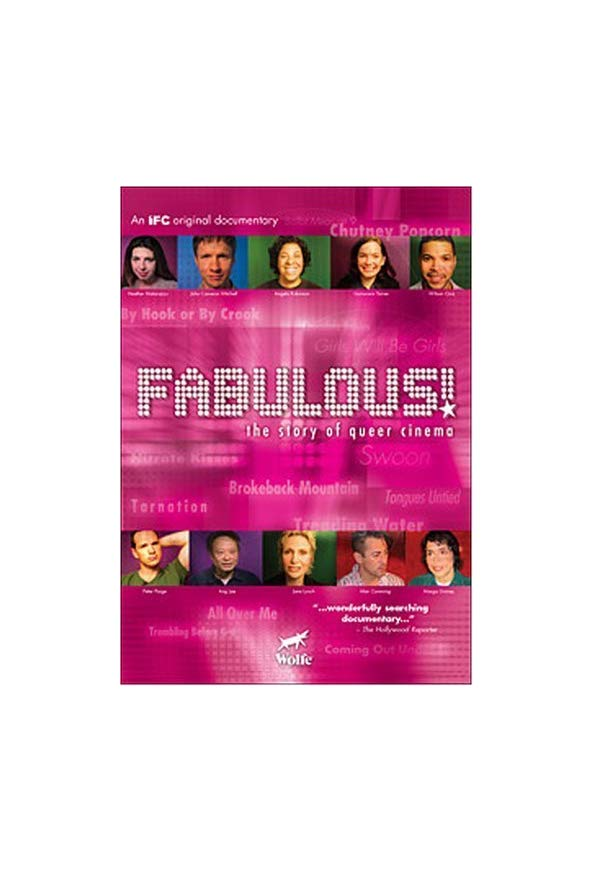 Fabulous! The Story of Queer Cinema kapak