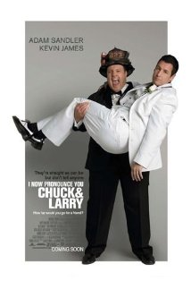 I Now Pronounce You Chuck & Larry kapak