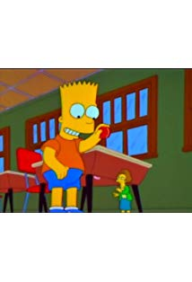 """The Simpsons"" Bart the Lover kapak"