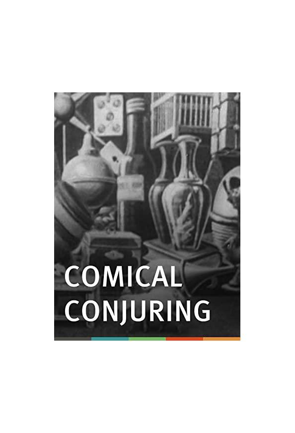 Comic Conjuring kapak