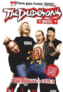 The Dudesons Movie kapak