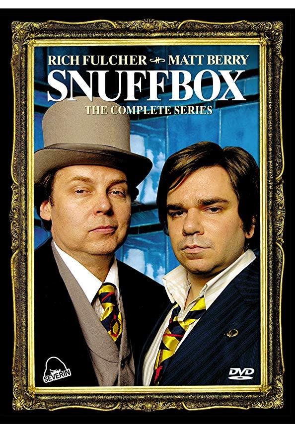 Snuff Box kapak