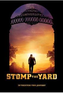 Stomp the Yard kapak