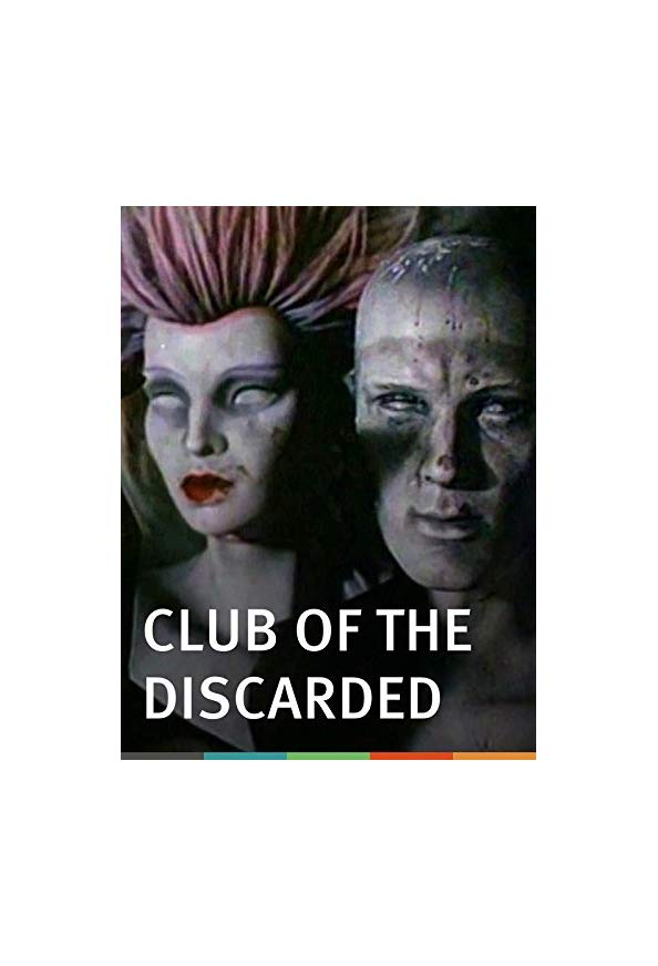 The Club of the Laid Off kapak