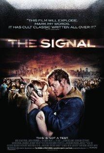 The Signal kapak