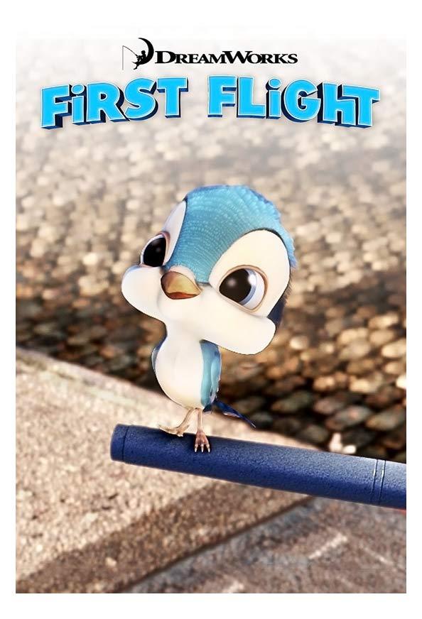 First Flight kapak