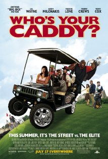 Who's Your Caddy? kapak