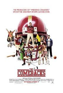 The Comebacks kapak