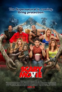 Scary Movie 5 kapak