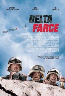 Delta Farce kapak