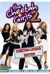 The Cheetah Girls 2 kapak