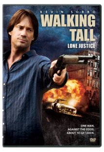 Walking Tall: Lone Justice kapak
