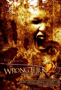 Wrong Turn 2: Dead End kapak