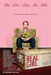 Lars and the Real Girl kapak