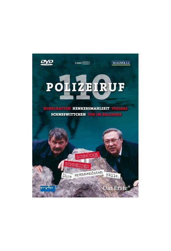 Polizeiruf 110 kapak