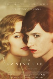 The Danish Girl kapak