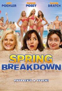 Spring Breakdown kapak