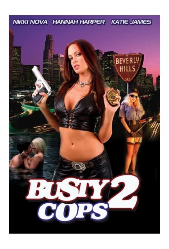 Busty Cops 2 kapak