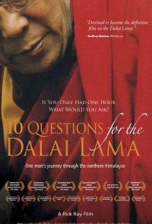 10 Questions for the Dalai Lama kapak