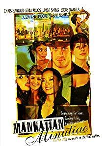 Manhattan Minutiae kapak