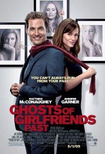 Ghosts of Girlfriends Past kapak