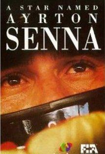 A Star Named Ayrton Senna kapak