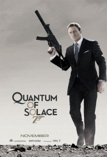 Quantum of Solace kapak