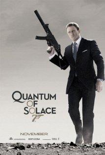 Quantum of Solace kapak