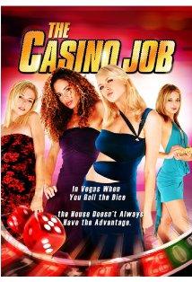 The Casino Job kapak