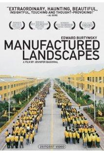 Manufactured Landscapes kapak