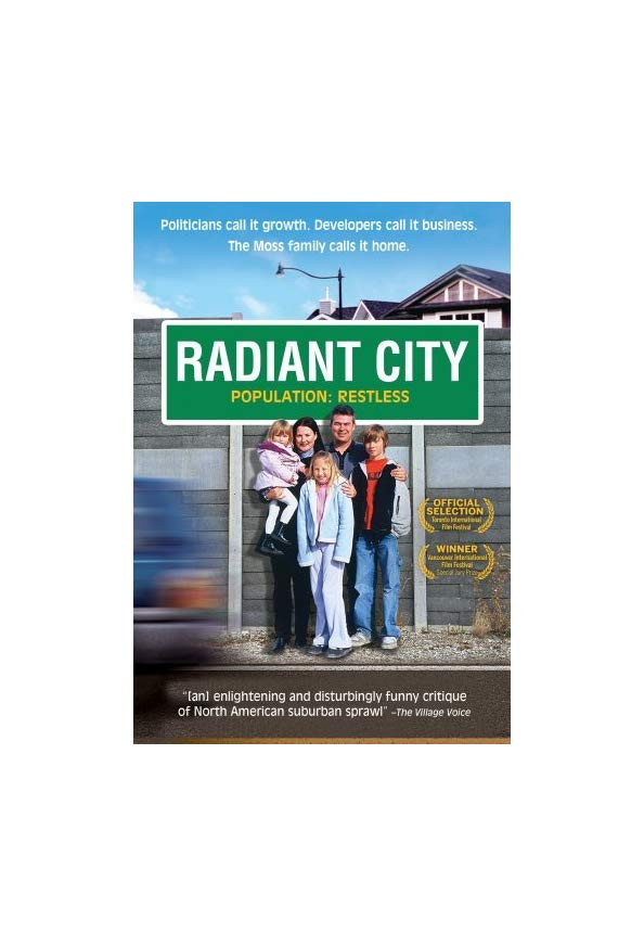 Radiant City kapak
