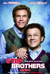 Step Brothers kapak