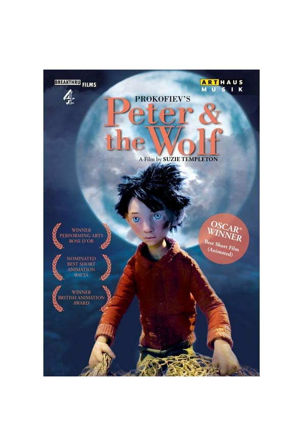 Peter & the Wolf kapak