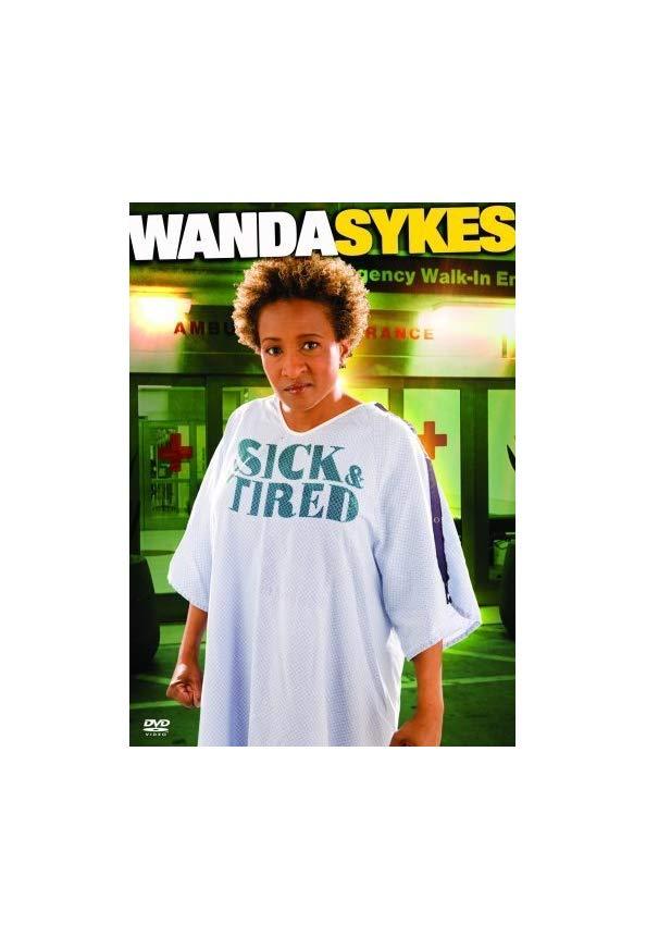 Wanda Sykes: Sick and Tired kapak