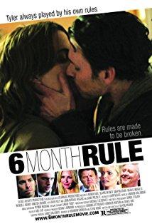 6 Month Rule kapak