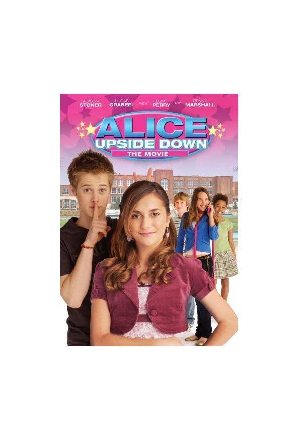 Alice Upside Down kapak