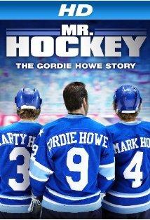 Mr. Hockey: The Gordie Howe Story kapak