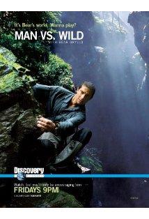 Man vs. Wild kapak