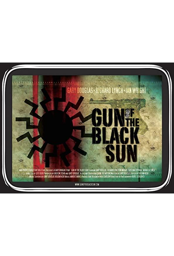Gun of the Black Sun kapak