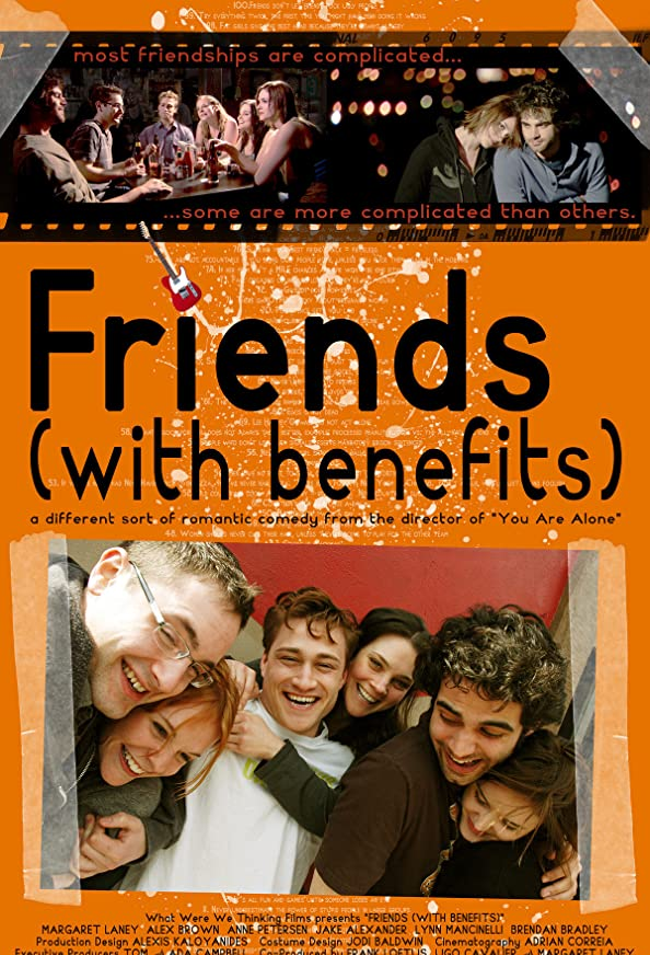 Friends (with Benefits) kapak
