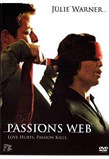 Passion's Web kapak
