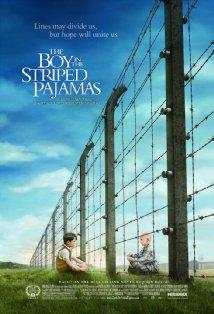 The Boy in the Striped Pyjamas kapak
