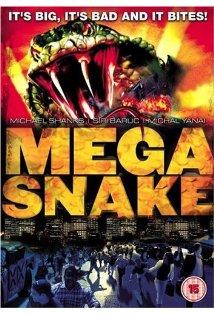 Mega Snake kapak