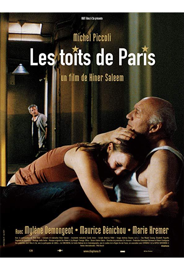 Beneath the Rooftops of Paris kapak